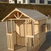 Buy cheap Garden Shed House, Made of Solid Wood Material, Measuring 204.5 x 143 x 168cm from wholesalers