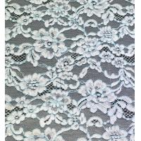Wholesale Cotton Nylon Cord Lace Fabric floral flower pattern for garmen wholesale from china suppliers