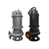 Wholesale Drainage Fecal Sewage Sump Pump , Waste Water Pump For Dirty Water from china suppliers