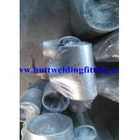 Wholesale SCH 80 ASTM A403 WP316L Stainless Steel Equal Butt Welding Tee For Gas Oil from china suppliers