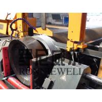Wholesale High Speed Beveling Pipe Prefabrication Line Automatic With Band Saw from china suppliers