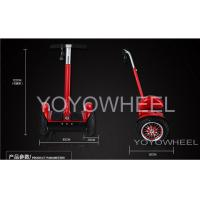 Wholesale Two Wheel Stand Up red 1000w Electric Chariot Scooter ,  segway electric scooter from china suppliers