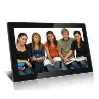 Wholesale Big 21.5 Inch FHD High Resolution Digital Picture Frame With Video Loop Play from china suppliers