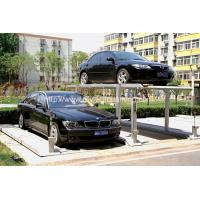 Wholesale 2-3 Cars Residential Pit Parking System Garage Car Stacking System Underground Parking from china suppliers