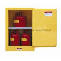 Quality Inflamble Metal Storage Cabinet With Single Door For Chemical Safety Cabinet for sale