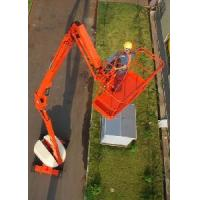 Wholesale Self-Propelled Articulating - Boom Aerial Working Platform (GTZZ 14 14 M) from china suppliers