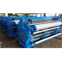 China Chicken Mesh Making Machine , Electric Fencing Wire Making Machine In Roll on sale