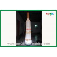 Wholesale Commercial Inflatable Wine Bottle , Inflatable Holiday Decorations from china suppliers