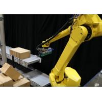 Wholesale Robot Palletizing System / Automatic Palletizer Machine For Sheet Materials Stacking from china suppliers