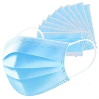 Wholesale Anti Virus ASTM Disposable 3 Layer Individual Mask from china suppliers