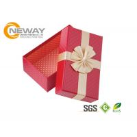 Quality Printed Packaging Boxes , Good Quality Custom Printed Gift Chocolate Boxes for sale