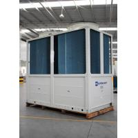 Quality Eco Friendly 134kW Refrigerant Air cooled Modular Chiller Heat Pump Unit for sale