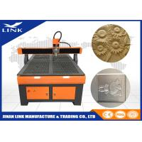 Wholesale Precise Woodworking CNC Router Engraver Machine With Ball Screw / MACH3 Controller from china suppliers