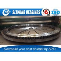 Wholesale Komatsu PC45-7 Three Row Roller Slewing Bearing Large Load Capacity High Precision from china suppliers
