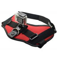 Wholesale Nylon Pet Harness Chest Strap Belt Wearable Camera Mount with Screw from china suppliers
