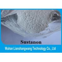 Wholesale Healthy Injectable Testosterone Anabolic Steroid , Muscle Gain Steroids Test Sustanon 250 from china suppliers