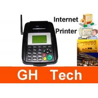 Wholesale Wireless Internet Thermal Printer Restaurant Standalone SMS GSM Bill Printer from china suppliers
