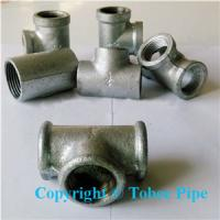 Wholesale cast iron pipe fittings test tee from china suppliers