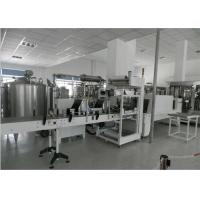 Quality 500L / H Drinking Flavoured  Fruit Yoghurt / Flavoured Milk Processing Equipment for sale