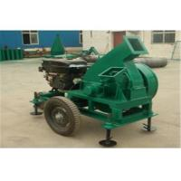 Wholesale Diesel Wood Chipper Machine For Garden Wood Cutter 25 - 35 mm Chips from china suppliers