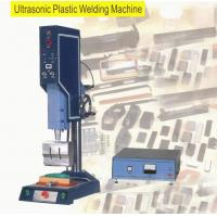 Wholesale 220V Thermoplastics Ultrasonic Plastic Welding Machine For Toy Gun / Disguise Box from china suppliers
