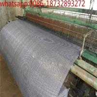 Wholesale Sieving Mesh Crimped Wire Mesh/ss 304 stainless steel crimped wire mesh with 25mm hole/Crimped Wire Mesh with high quali from china suppliers