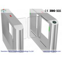 Wholesale Electronic Turnstile Security Access Gates for Office / Hospital / Building from china suppliers