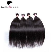 Wholesale No Shedding Natural Black Silky Straight In European Virgin Human Hair For Beauty from china suppliers