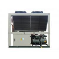 Wholesale R22 System Industrial Air Cooled Screw Water Chiller 55Tons , 380V / 3PH / 60Hz from china suppliers