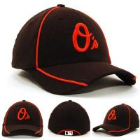 Wholesale Black / Red Custom Flex Fit Hats Popular Skater Outdoor Baseball Team Hats from china suppliers