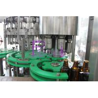 Wholesale PLC Japanese Beer Bottling Equipment For Glass Bottle Pull Ring Cap from china suppliers