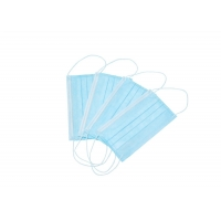 Wholesale Anti Pollution Breathable Unisex Disposable Earloop Face Mask from china suppliers