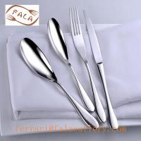 Wholesale Royal Silver Serving Pcs Acrylic Round Handle Hotel Flatware from china suppliers