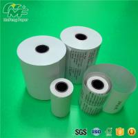 China Cash Register Thermal Paper Rolls 2 1/4 X 50' Paper / Plastic Core Inner Tube on sale