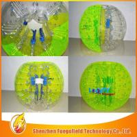 Wholesale Elasticity Bubble Soccer Football , personalized bubble soccer equipment rental from china suppliers
