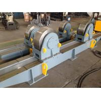 Wholesale Automatic Pipe Welding Turning Rolls Tanks Rotator Double Motorized For Storage Vessels from china suppliers