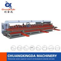 Quality Ceramic Tile Te Edge Polished Machine Squaring Chamfering Edge rounding Polishing Slot 45degree chamfering polishing CKD for sale
