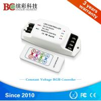 Wholesale BC-361-4A 12v - 24v 144w 288w rf wireless remote led lighting rgb controller from china suppliers