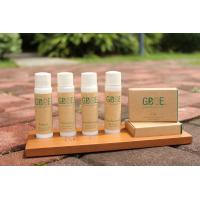 Wholesale GBGE ECO Luxury Hotel Bathroom Amenities , Biodegradable Shampoo, Conditioner from china suppliers