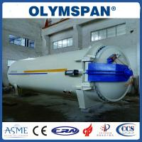 Wholesale Chemical Laminated Glass Autoclave Aerated Concrete / Autoclave Machine Φ2m from china suppliers
