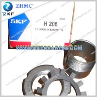 Wholesale SKF H206 25x45x27mm Adaptor Sleeve with Lock Nut KM6 and Locking Device MB6 for 25mm Shaft from china suppliers