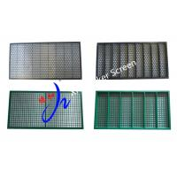 Wholesale Flat Scomi Shaker Screen With Steel Frame For Drilling Mud Test Equipment from china suppliers