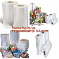 China China pof plastic film cross linked pof shrink film,pof plastic film heat shrink pof packaging film,POF Package Film Str on sale