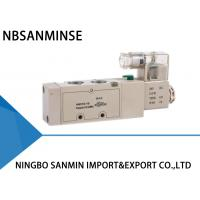 Wholesale G / NPT Thread Pneumatic Solenoid Valve , Internal Pilot Solenoid Valve 4N300 3NV300 Series from china suppliers