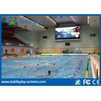 Quality Custom P5 P6 P8 P10 HD LED Screen , outdoor full color led signs SMD Module for sale