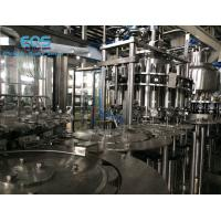 Wholesale ISO Certificated Pulp Juice Filling Machine ,SUS304 Hot Filling Machine 6000BPH from china suppliers