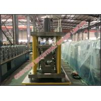 Buy cheap Cold-Formed Steel C-Studs Cold Roll Forming Machine for Roof & Wall Framing System from wholesalers