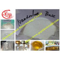Wholesale Muscle Gain Nandrolone Steroid Powder Nandrolone Base 434-22-0 100mg Dosing from china suppliers