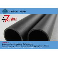 Buy cheap High End 3k Matte Carbon Fiber Pipe / Tubing For FPV / Cell Phones from wholesalers