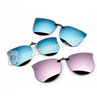 Wholesale Personality Perspective Sunglasses For Backside Marked Playing Cards from china suppliers